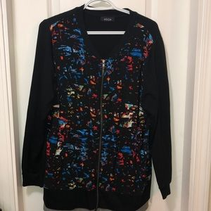 Mblm zip up sweater